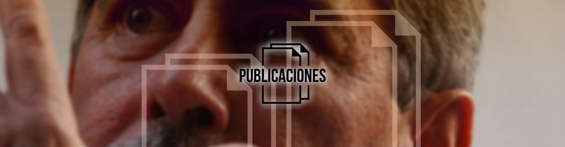 PUBLICACIONES | Francisco Sagasti